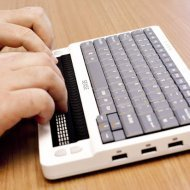 Braille Sense U2 QWERTY with Dictionary (End of Line)